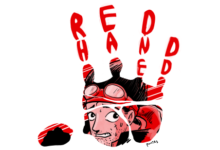 RED HANDED! 7
