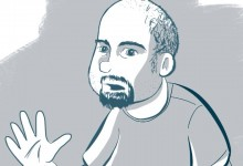 Scott Sketch - Procreate on iPad
